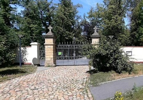 Strašnický hřbitov (Praha-Strašnice)