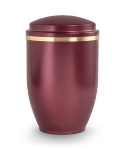 545-521-GGBAL Vínová zlatý pruh hliník