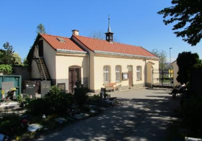 Holešovický hřbitov (Praha-Holešovice)