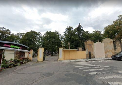 Hřbitov Praha-Malvazinky